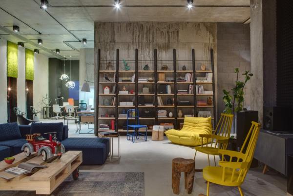Vanhasta uutta ja uudesta vanhaa sisu interior for Garage plans with office space